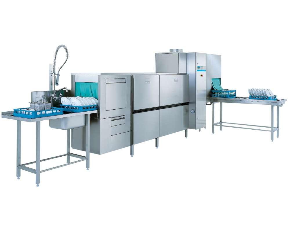 Обзор: Купольные посудомоечные машины для общепита