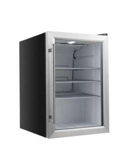 Холодильник барный со стеклянной дверью Gastrorag BC-62