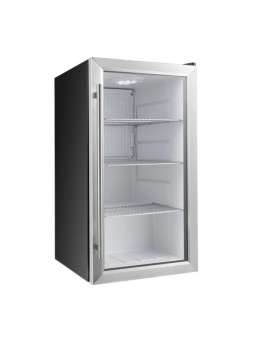 Холодильник барный со стеклянной дверью Gastrorag BC-88