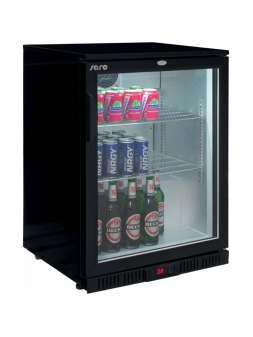 Холодильник барный со стеклянной дверью Saro BC 138