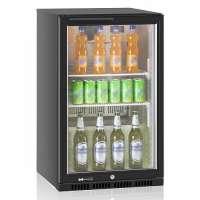 Барный холодильник для напитков Hurakan HKN-DB125H