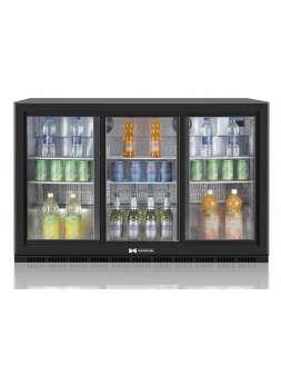 Барный холодильник для напитков Hurakan HKN-DB335S