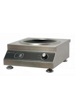 Индукционная плита Hurakan HKN-ICW50D WOK