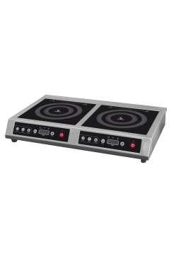 Индукционная плита двойная Airhot IP7000 D