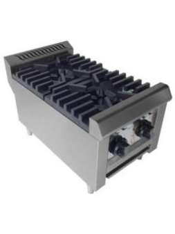 Газовая плита профессиональная Ewt Inox TTGC2