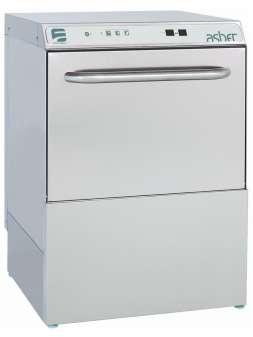 Профессиональная посудомоечная машина Asber Easy 500 DD