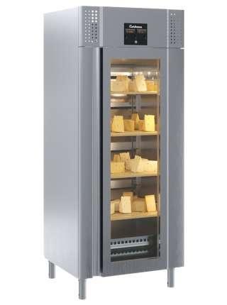 Холодильный шкаф для мяса и сыра Polus Carboma Pro M700GN-1-G-MHC-0430