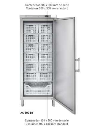 Шкаф холодильный Infrico AC600R