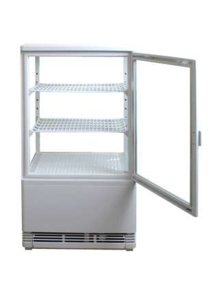 Вітрина холодильна Ewt Inox RT58L