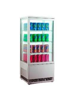 Витрина холодильная Ewt Inox RT68L