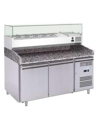 Стол охлаждаемый для пиццы Forcold G-PZ2600TN-FC