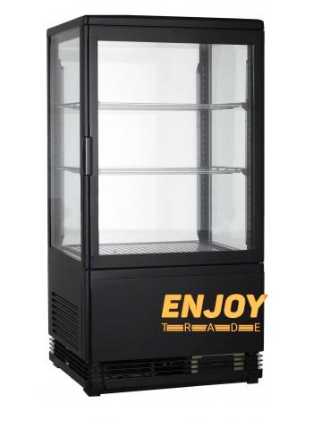 Холодильная витрина GoodFood RT58L черная