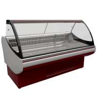Холодильная витрина Juka DGL190