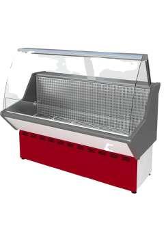 Холодильная витрина низкотемпературная МХМ ВХН-1,0 Нова