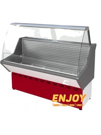 Холодильная витрина низкотемпературная МХМ ВХН-1,8 Нова