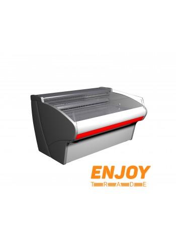 Холодильная витрина Polus BXCл-1,5 Carboma