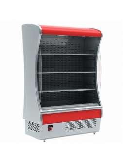 Холодильная витрина горка Polus BXCп-0,7