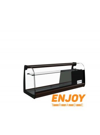 Барная холодильная витрина Polus BXCв-1,5 XL Carboma