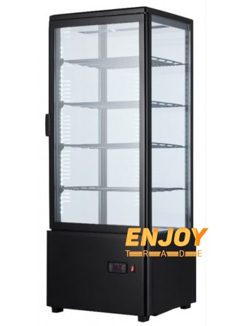 Холодильная витрина для напитков Reednee XC98L черная