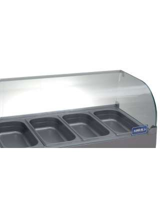 Витрина холодильная (суши кейс) Кий-В ВХН-Р-6-1400