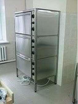 Шкаф жарочный  ШЖ-3