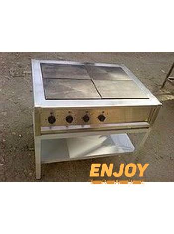 Плита электрическая Арте-Н ПЭ-4 (без/с духовкой)