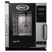 Пароконвекционная печь Unox XECC-0523-E1R (линия ONE)