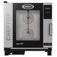 Пароконвекционная печь Unox XEVC-0711-E1R (линия ONE)