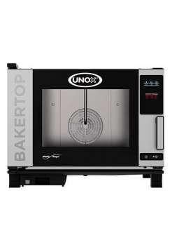 Пароконвекционная печь Unox XEBC-04EU-E1R (линия ONE)