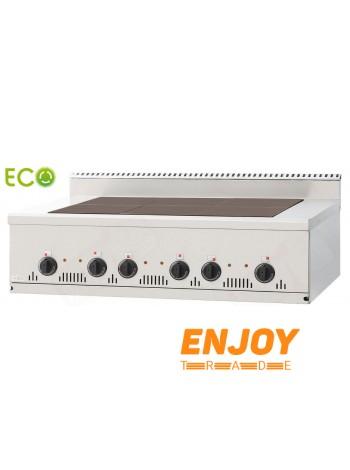 Плита электрическая промышленная Orest ПЭ-6(0,54) 700 Еco