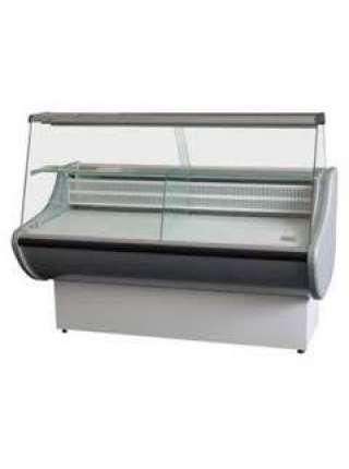 Холодильная витрина Россинка (от 1 до 2м.), плоское стекло