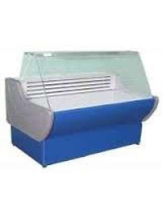 Холодильная витрина Римини (от 1 до 2м.), плоское стекло