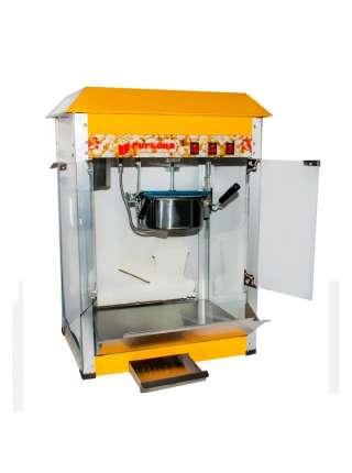 Аппарат для приготовления попкорна Ewt Inox PCM-826Y