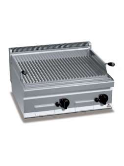 Гриль лавовый газовый Bertos PLG80B
