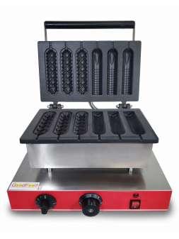 Аппарат для приготовления сосисок в тесте GoodFood CM6A