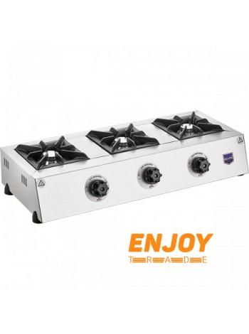 Профессиональная газовая плита Remta ME21